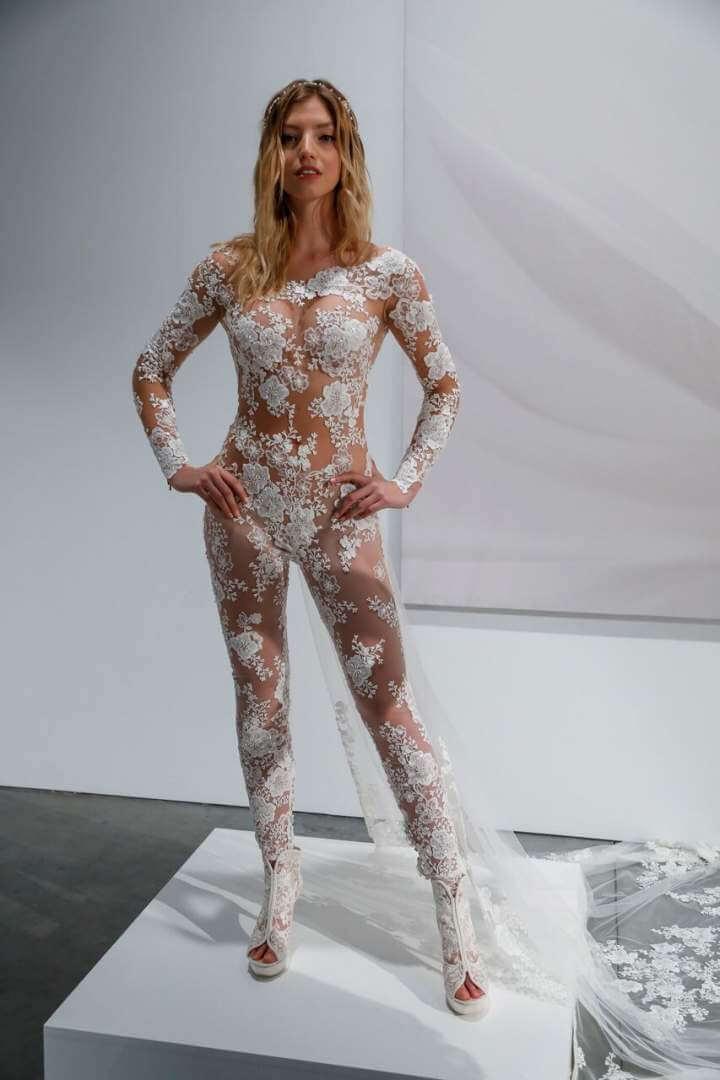Rochie de mireasa sexy