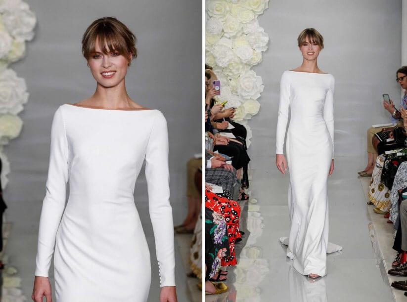 Rochia de mireasă purtată de Meghan Markle